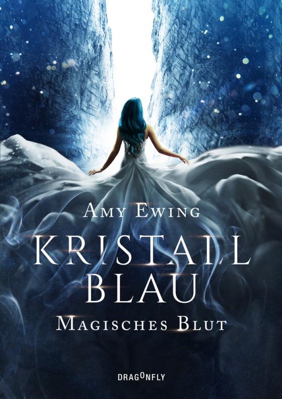 Cover-Bild Kristallblau - Magisches Blut