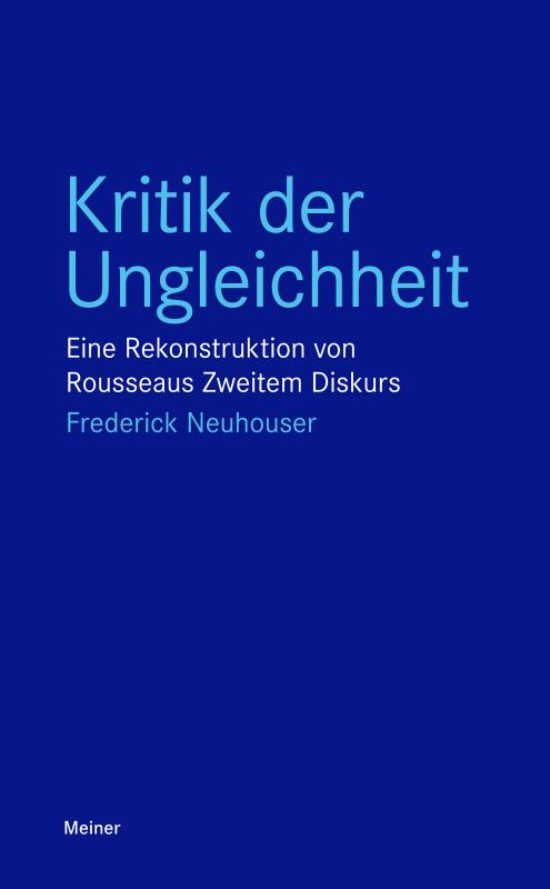 Cover-Bild Kritik der Ungleichheit