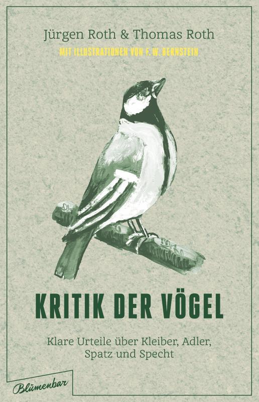 Cover-Bild Kritik der Vögel