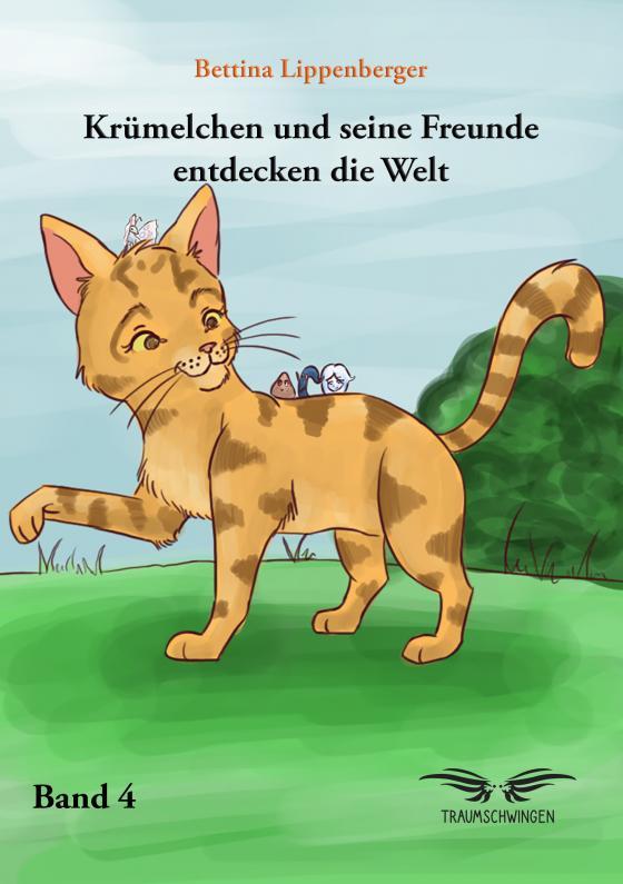 Cover-Bild Krümelchen und seine Freunde entdecken die Welt - Band 4