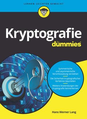 Cover-Bild Kryptografie für Dummies