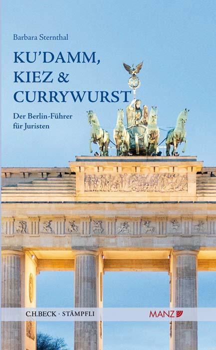 Cover-Bild Ku'damm, Kiez und Currywurst
