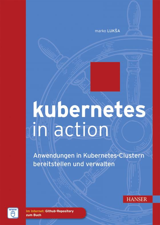 Cover-Bild Kubernetes in Action