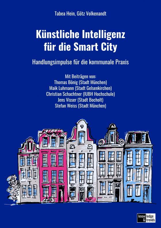 Cover-Bild Künstliche Intelligenz für die Smart City