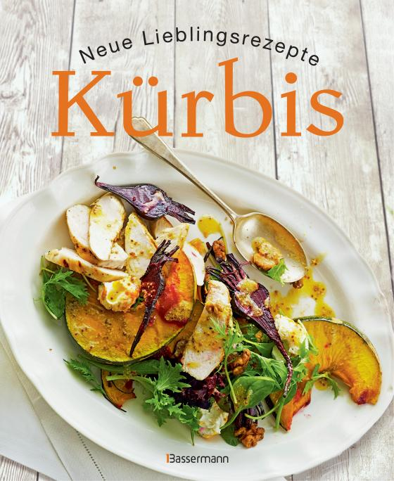 Cover-Bild Kürbis - Neue Lieblingsrezepte