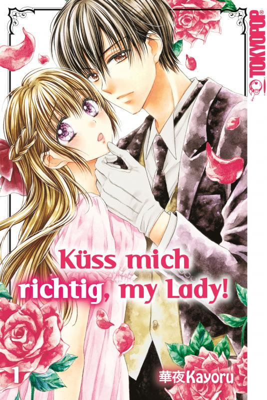 Cover-Bild Küss mich richtig, my Lady! 01