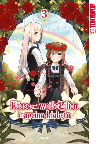 Cover-Bild Küsse und weiße Lilien für meine Liebste 03