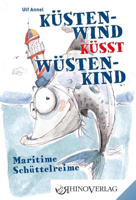 Cover-Bild Küstenwind küsst Wüstenkind