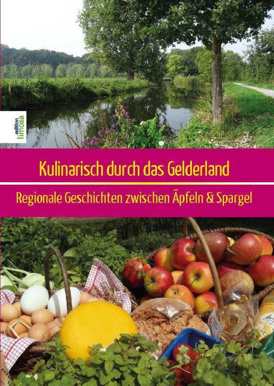 Cover-Bild Kulinarisch durch das Gelderland