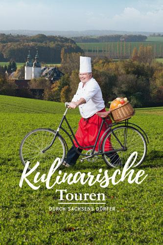 Cover-Bild Kulinarische Touren durch Sachsens Dörfer