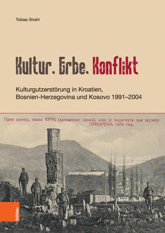 Cover-Bild Kultur, Erbe, Konflikt