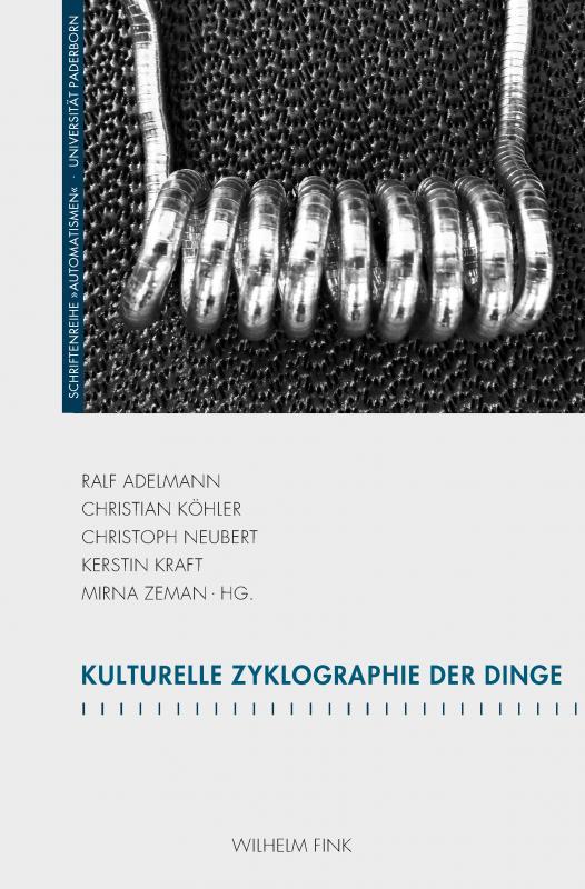 Cover-Bild Kulturelle Zyklographie der Dinge
