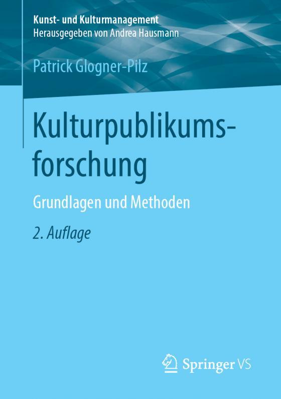 Cover-Bild Kulturpublikumsforschung