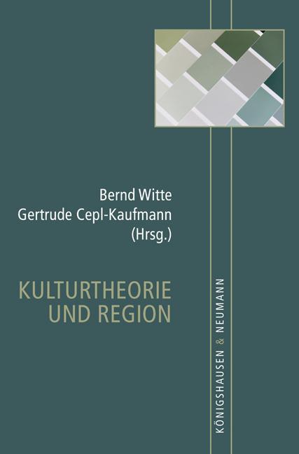 Cover-Bild Kulturtheorie und Region