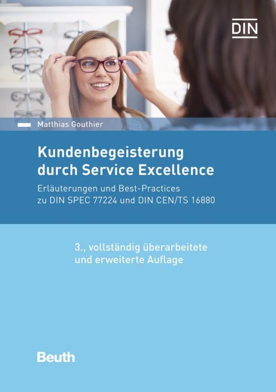 Cover-Bild Kundenbegeisterung durch Service Excellence