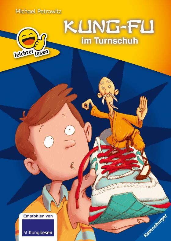 Cover-Bild Kung-Fu im Turnschuh