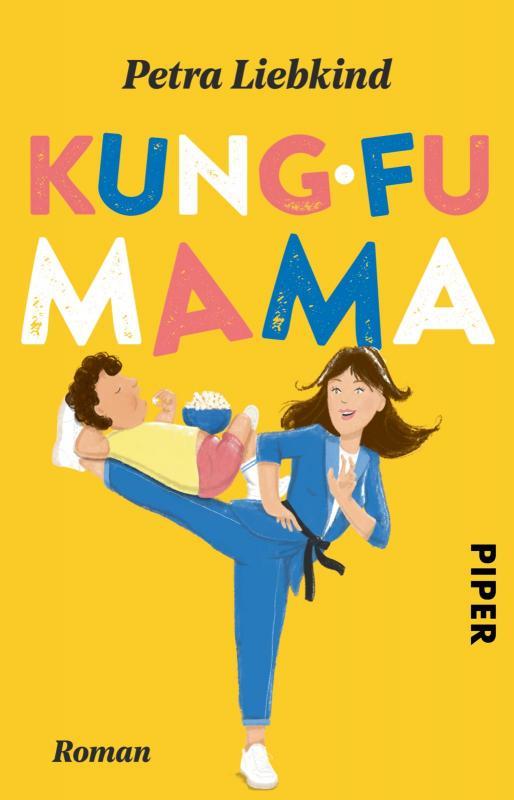 Cover-Bild Kung-Fu Mama