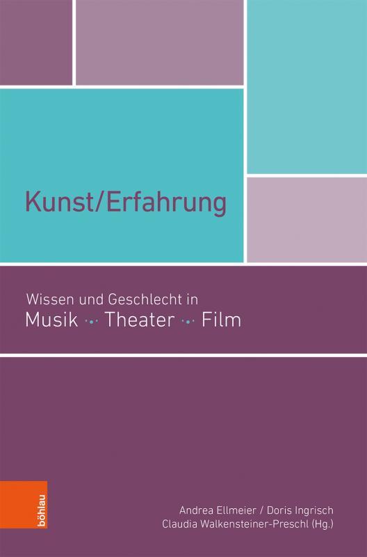 Cover-Bild Kunst/Erfahrung