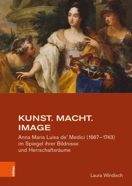 Cover-Bild Kunst. Macht. Image