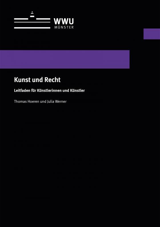 Cover-Bild Kunst und Recht