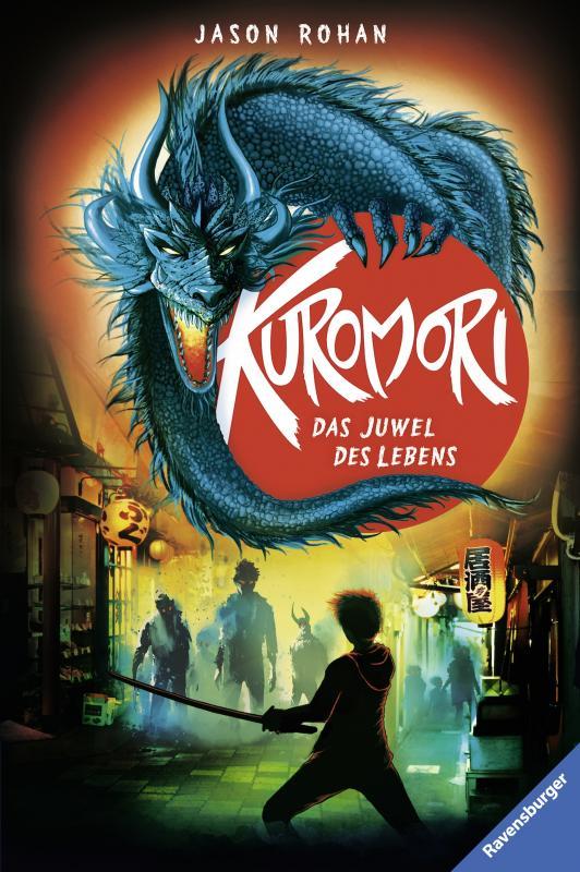 Cover-Bild Kuromori, Band 3: Das Juwel des Lebens