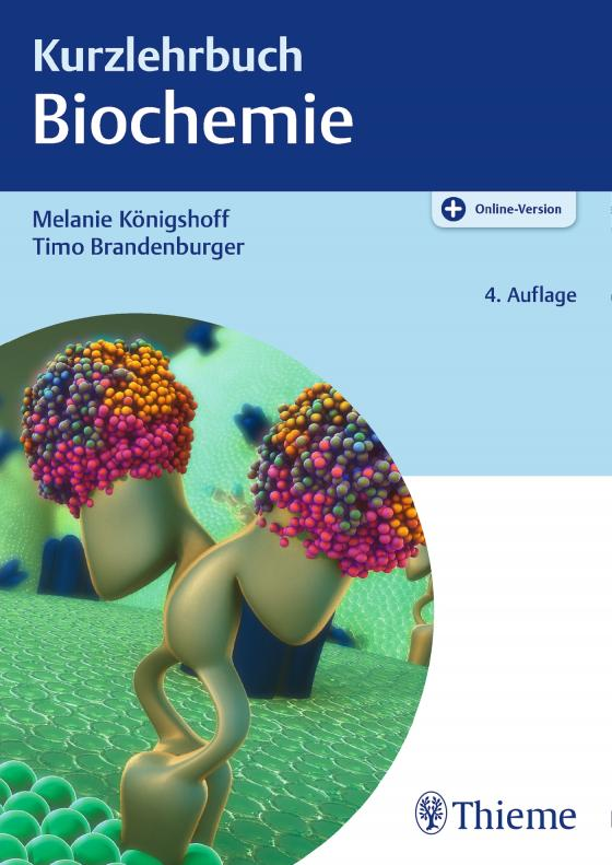 Cover-Bild Kurzlehrbuch Biochemie