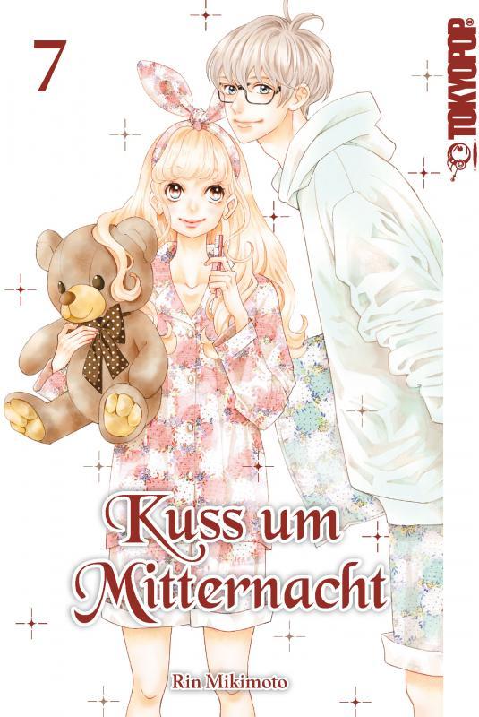Cover-Bild Kuss um Mitternacht 07
