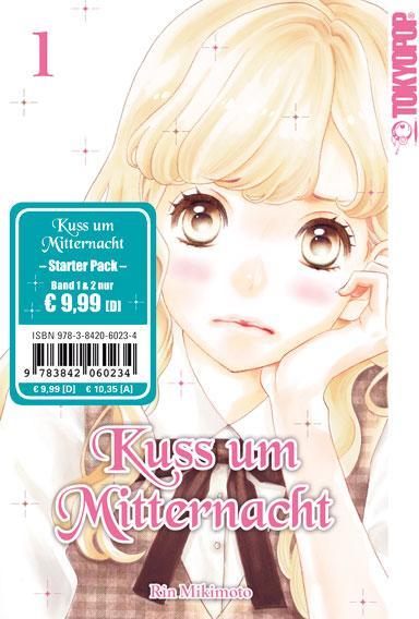 Cover-Bild Kuss um Mitternacht Starter Pack