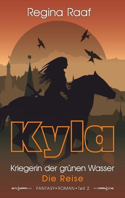 Cover-Bild Kyla - Kriegerin der grünen Wasser