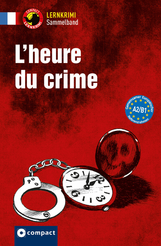 Cover-Bild L'heure du crime A2-B1