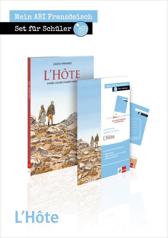 Cover-Bild L'Hôte