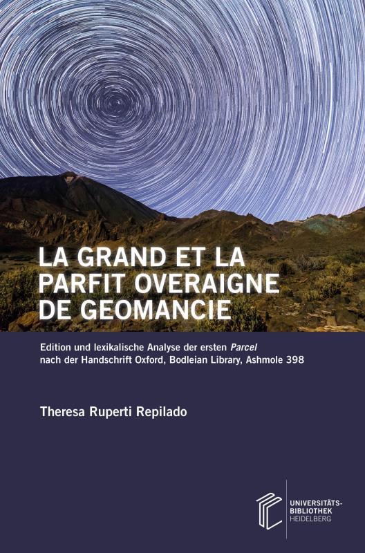 Cover-Bild La grand et la parfit overaigne de geomancie