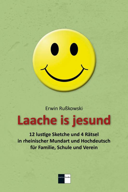 Cover-Bild Laache is jesund