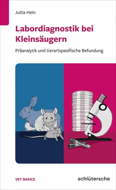 Cover-Bild Labordiagnostik bei Kleinsäugern