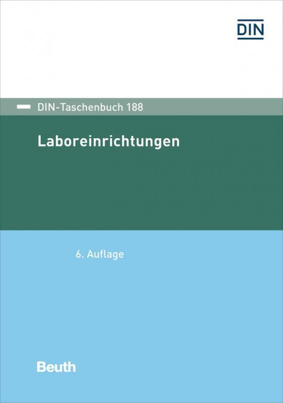 Cover-Bild Laboreinrichtungen