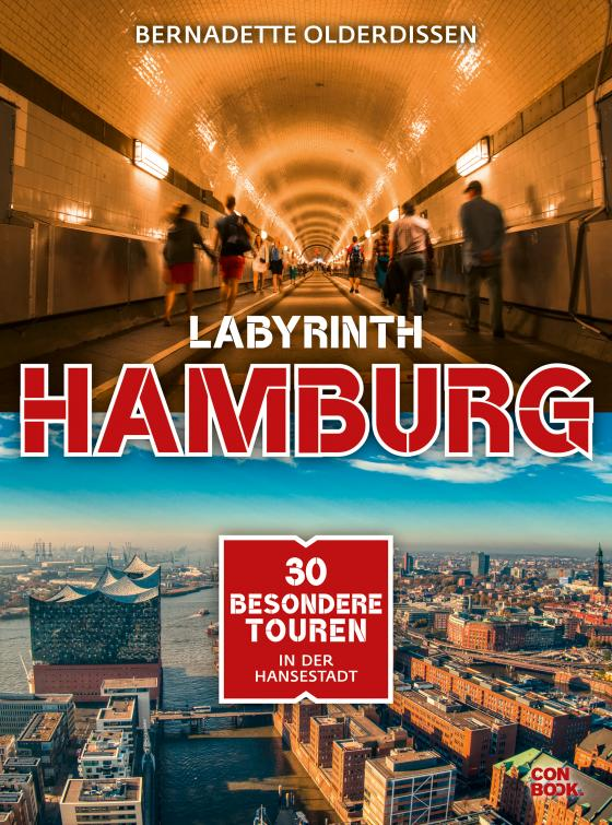 Cover-Bild Labyrinth Hamburg