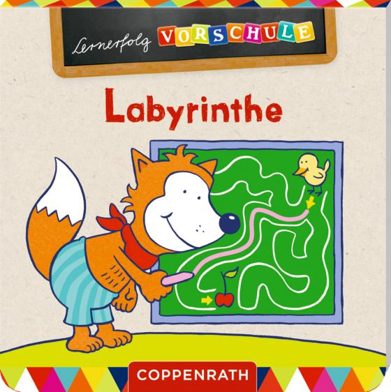 Cover-Bild Labyrinthe