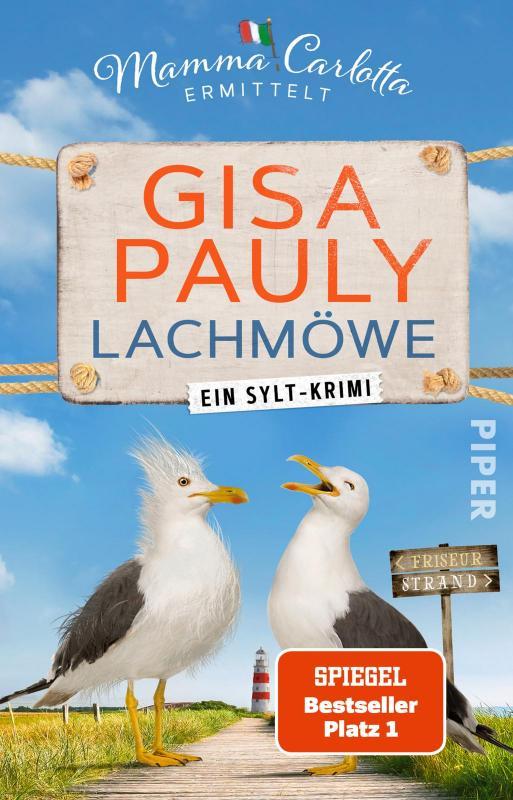 Cover-Bild Lachmöwe