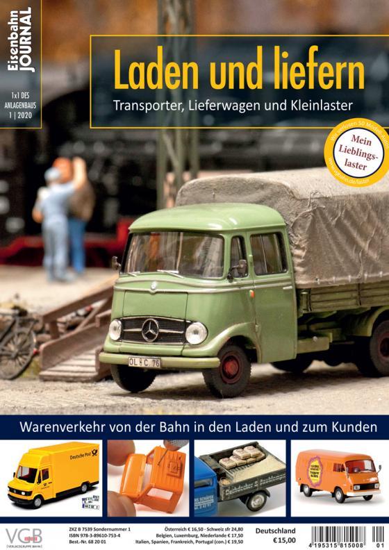 Cover-Bild Laden und liefern