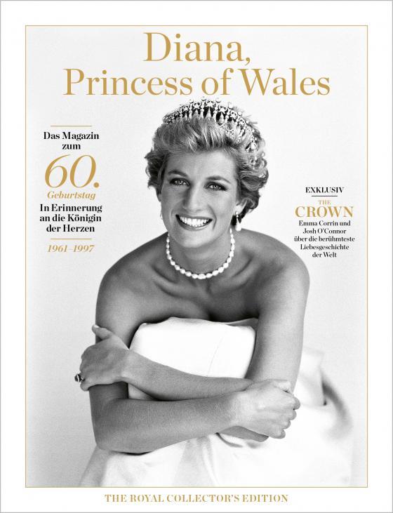 Cover-Bild Lady Diana - Princess of Wales