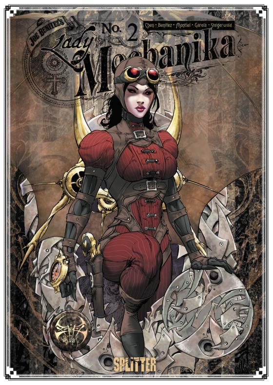 Cover-Bild Lady Mechanika. Band 2