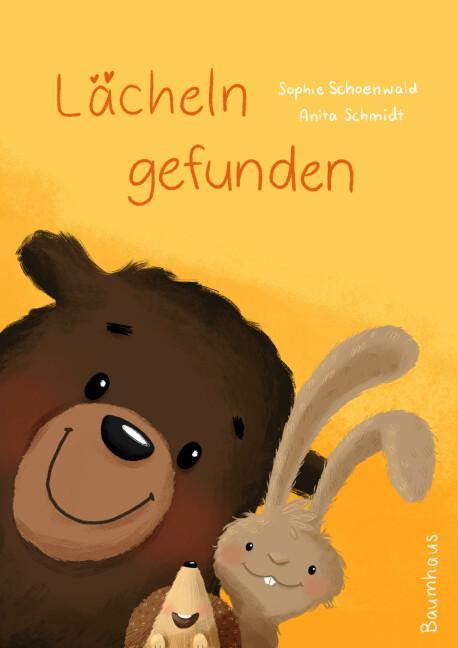 Cover-Bild Lächeln gefunden