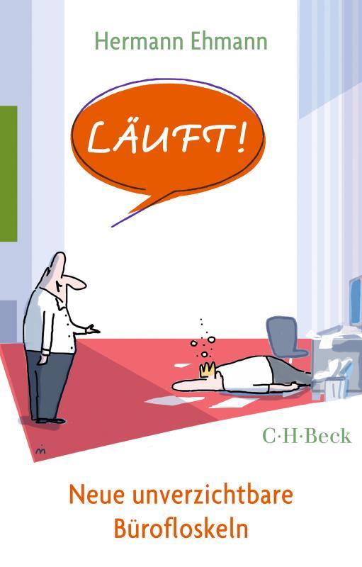 Cover-Bild Läuft!