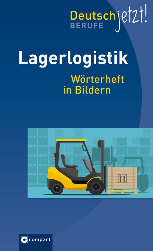 Cover-Bild Lagerlogistik - Deutsch jetzt