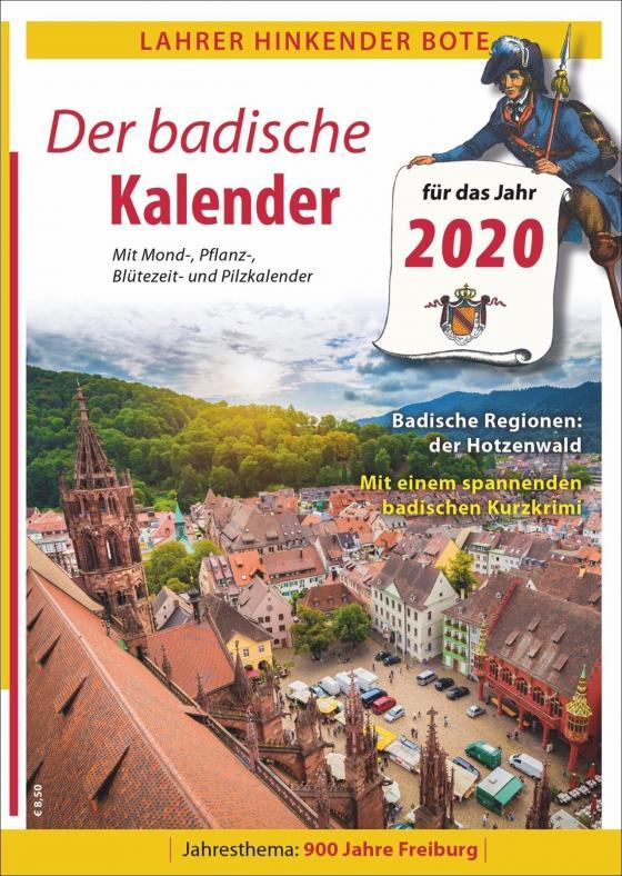 Cover-Bild Lahrer Hinkender Bote