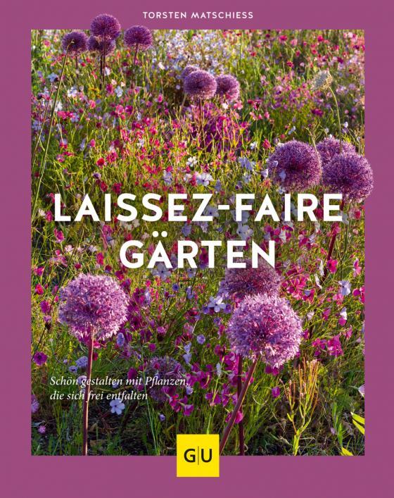 Cover-Bild Laissez-faire-Gärten