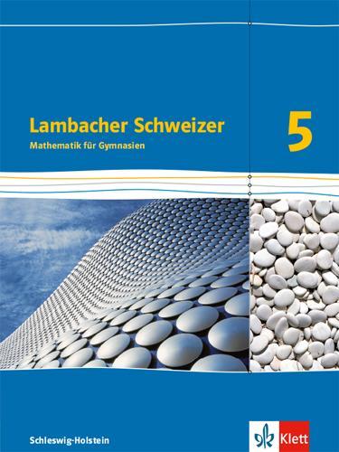 Cover-Bild Lambacher Schweizer Mathematik 5. Ausgabe Schleswig-Holstein