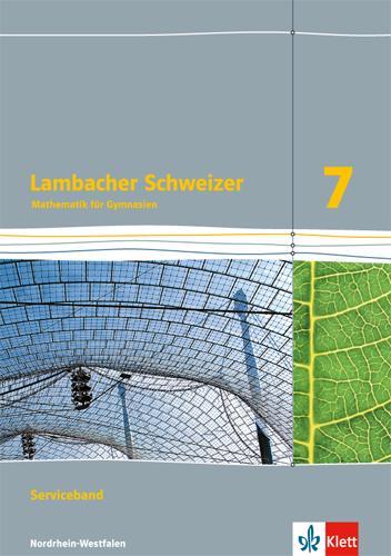 Cover-Bild Lambacher Schweizer Mathematik 7. Ausgabe Nordrhein-Westfalen