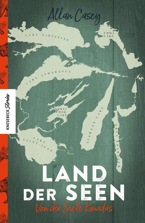 Cover-Bild Land der Seen