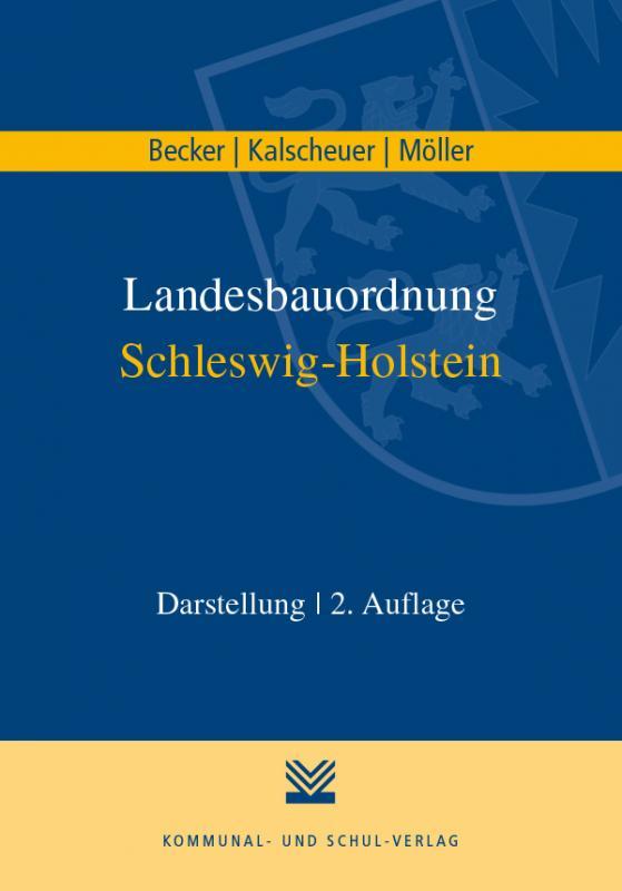 Cover-Bild Landesbauordnung Schleswig-Holstein